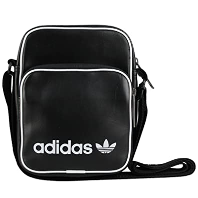 Sacs Sac Main Airliner Mini À Blanc Adidas Vintage Originals 8S8YzC