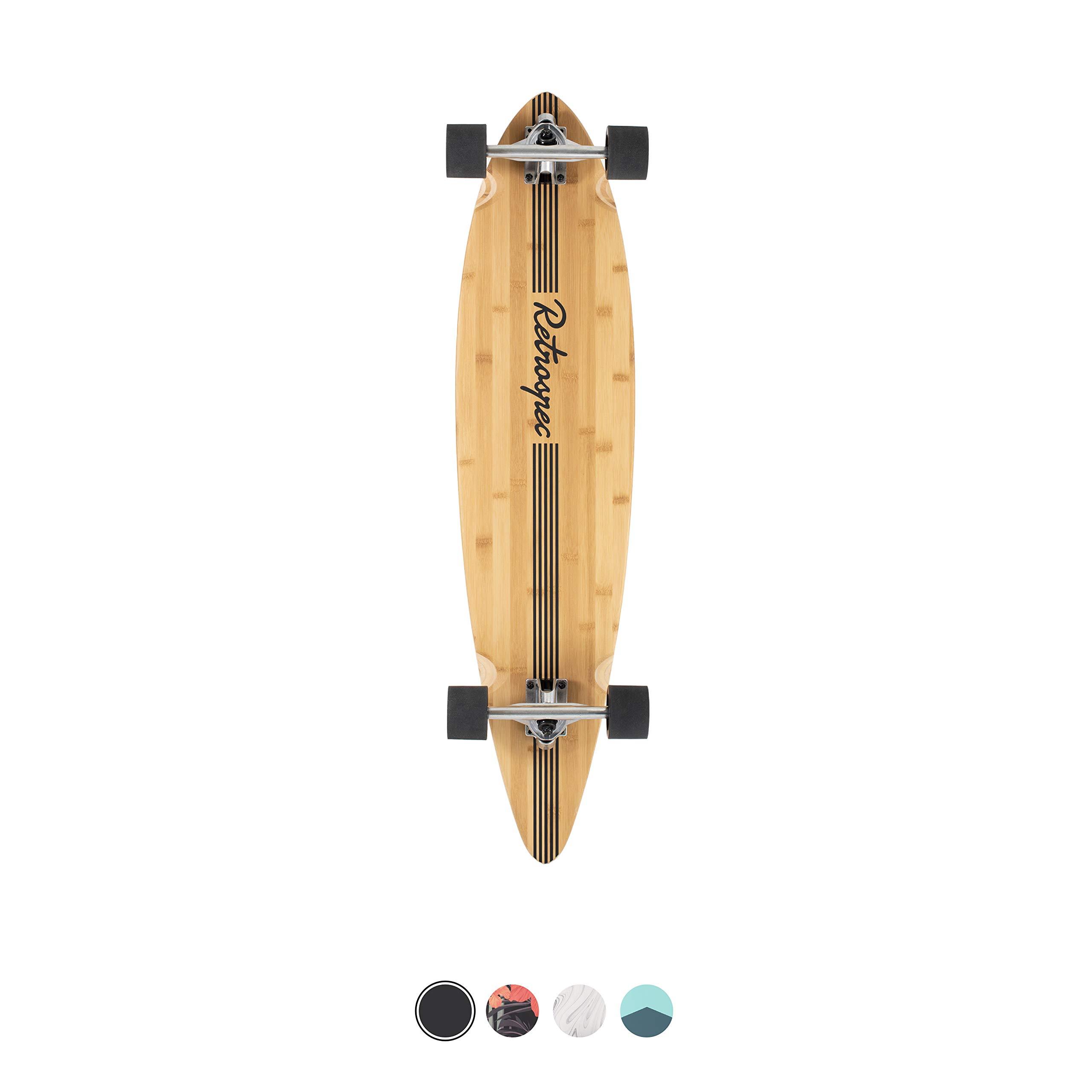 Dusters California Skateboards R 9.125 x 38 Williams CA Locos Buffons Cobalt Longboard Complete Skateboard