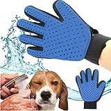 Luva Escova Magnética Tira Pelos Dos Cães E Gatos