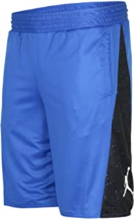 e024eaf8517e28 Amazon.com  Nike Men s Jordan Game Basketball Shorts Dark Grey Wolf ...