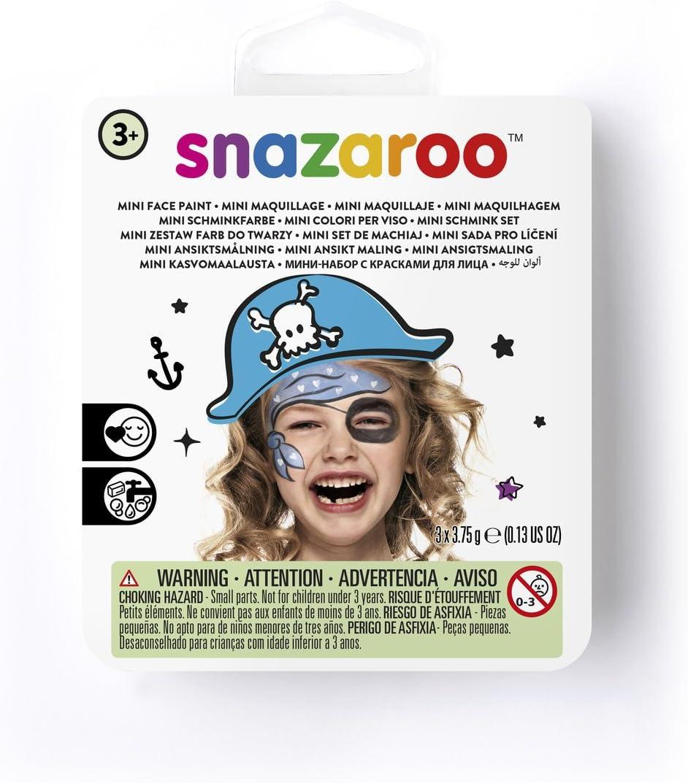 Snazaroo Pintura facial, mini kit