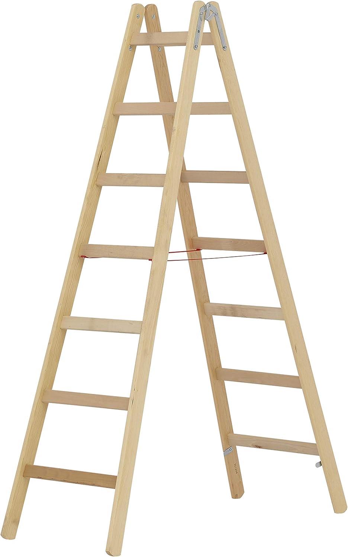 Holzleiter Doppelleiter