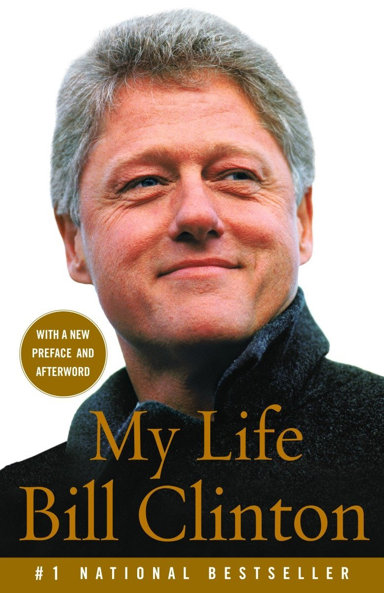 The biography of the former us president bill clinton