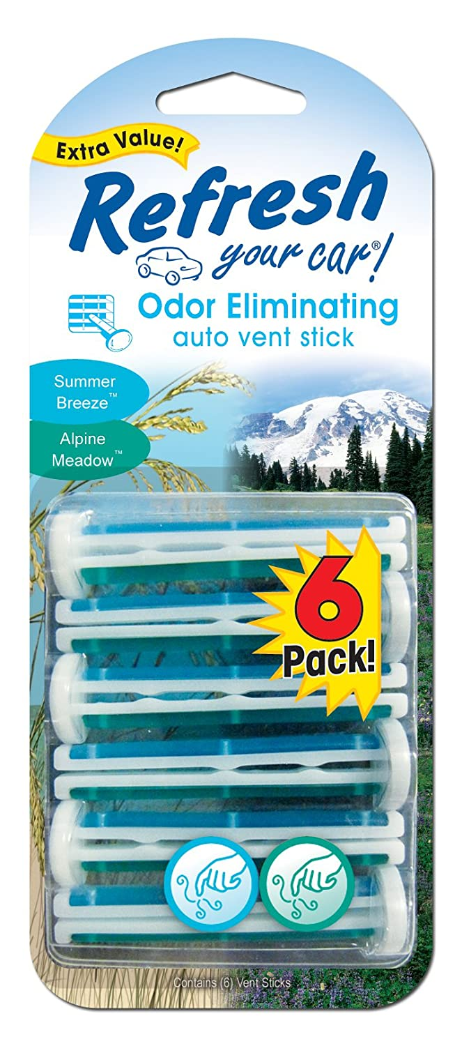 Vent Stick american covers inc 09411t Refresh Summer Breeze//Alpine Meadow 6 Pack
