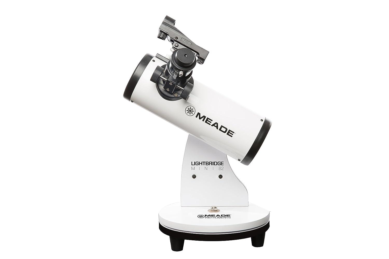 White Meade Instruments Lightbridge Mini 114 Tabletop Telescope