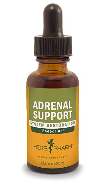 Image result for Adrenal Support Tonic Liquid, 1 oz, Herb Pharm
