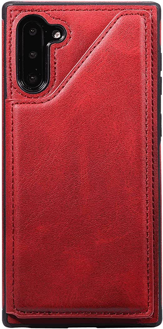 Cover for Leather Card Holders mobile phone case Extra-Durable Business Kickstand Flip Cover iPhone 11 Pro Max Flip Case