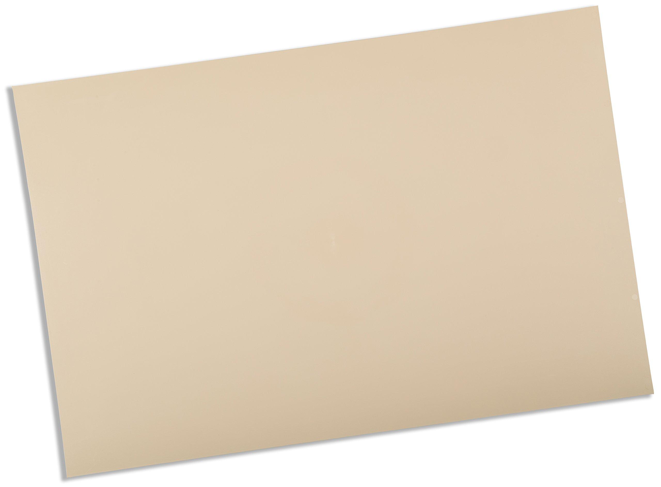 Rolyan Splinting Material Sheet, Ezeform, Beige, 1/8'' x 24'' x 36'', Solid, Single Sheet