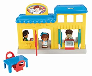 Fisher-Price Little People Restaurant