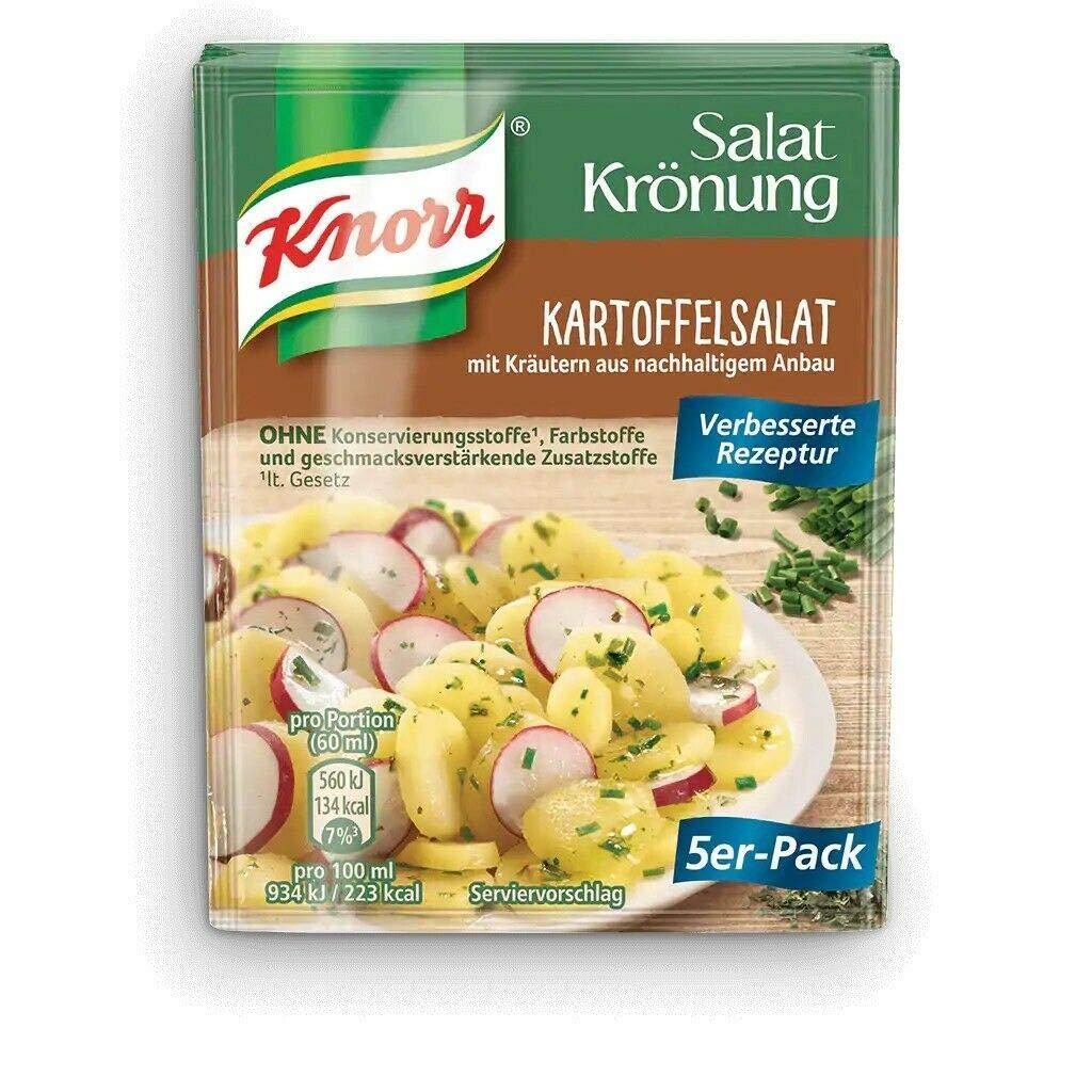 Knorr Salatkroenung Potato Salad (5-pack)