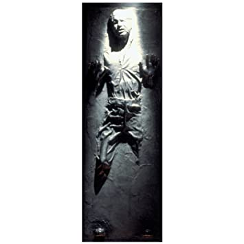 ABYstyle - STAR WARS - Cartel de puerta - Han Solo (53x158)