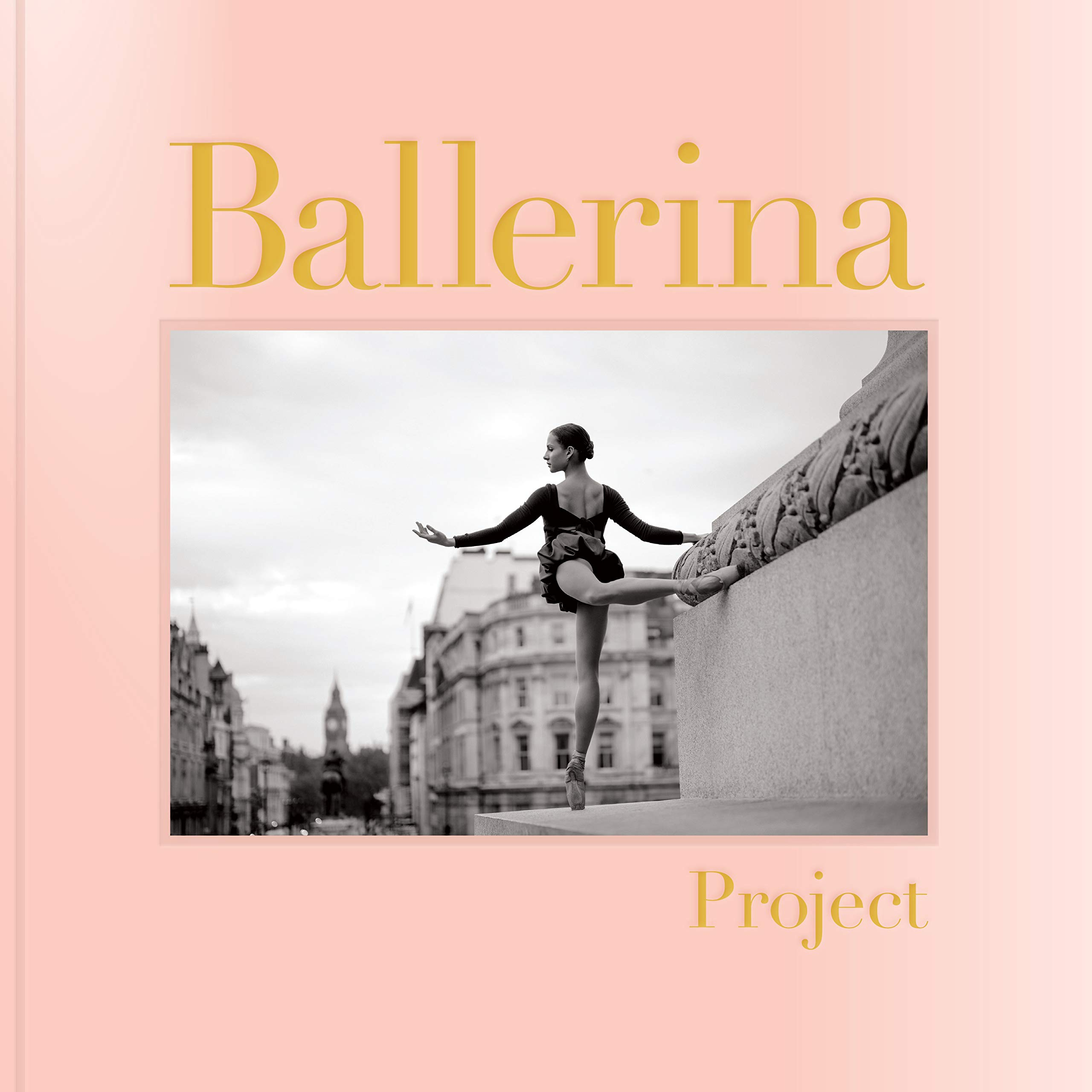 Ballerina Project: (Ballerina Photography Books, Art Fashion Books, Dance Photography) by Chronicle Chroma