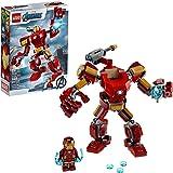 LEGO Marvel Avengers Iron Man Mech 76140 Kids'...