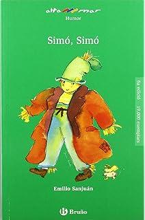 Simó, Simó (Catalá - A Partir De 10 Anys - Altamar)