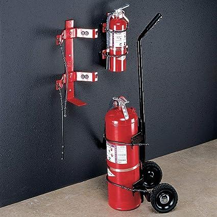 Fire Extinguisher Bracket Standard Wall Mount 5 lb