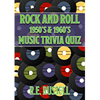 Rock and Roll 1950's & 1960's Music Trivia Quiz