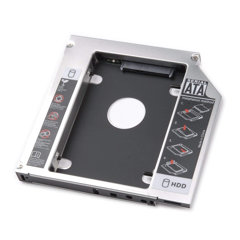 Tinxi - Carcasa para Disco Duro SSD de 2,5 Pulgadas (SATA 3.0 ...