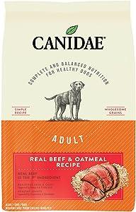 CANIDAE Adult Beef & Oatmeal Dry Dog Food, 25 lbs.