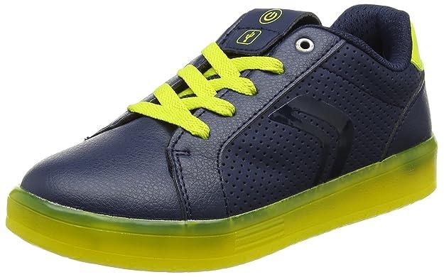 Geox Jungen J Kommodor Boy B Sneaker