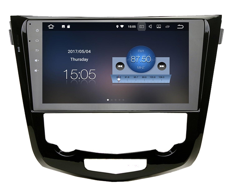 RoverOne Android 7.1車のGPSプレーヤーのNavi for Nissan X-Trail 2014 2015 2016 2017 2G + 16GクワッドコアステレオラジオマルチメディアHDMI B078S1V6LF