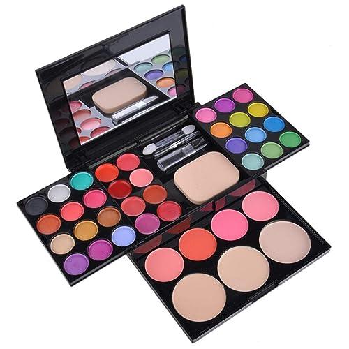 ZEARO Sombras de Ojos 39 Colores Paleta Maquillaje Cosmetico Foudations EyeShadow