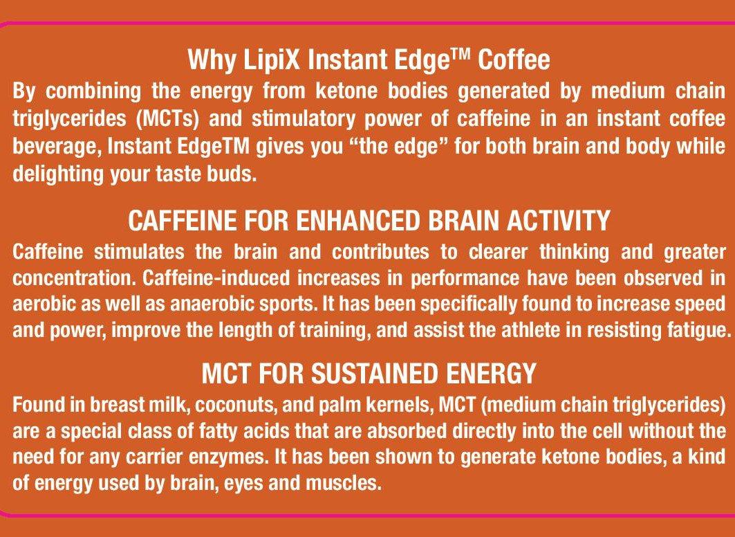 lipix instantedge ketogenic Café: Amazon.com: Grocery ...