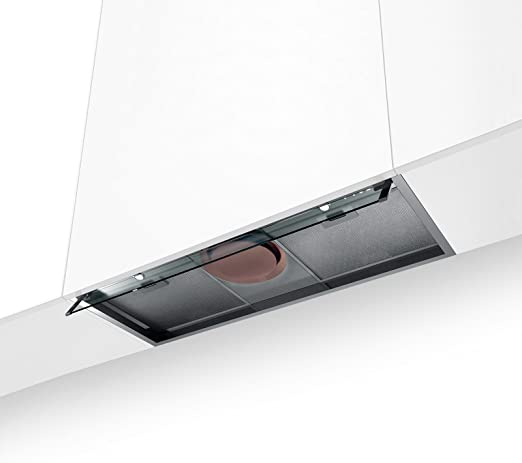 Faber - Campana empotrable ILMA con acabado de acero inoxidable de 120 cm: Amazon.es: Hogar