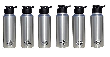 Indian Art Villa - Tapón para botella de agua (acero ...