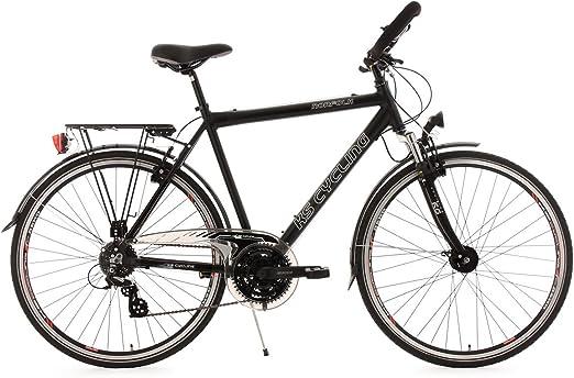 KS Cycling Norfolk - Bicicleta de trekking para hombre, color ...