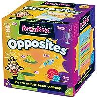 Green Board Games 91028 BrainBox Opposites, Multi