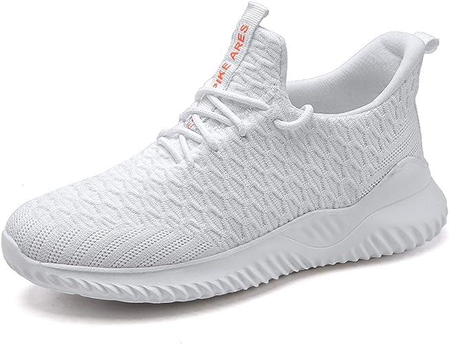 Zapatillas Deportivas para Mujer de Malla Ligera para Correr y Entrenar en el Gimnasio: Amazon.es: Zapatos y complementos