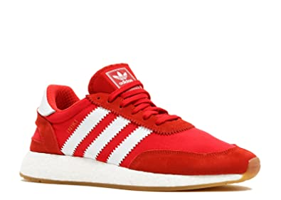 INIKI RUNNER RED/FTWWHT/GUM3 LACE UP 4.0