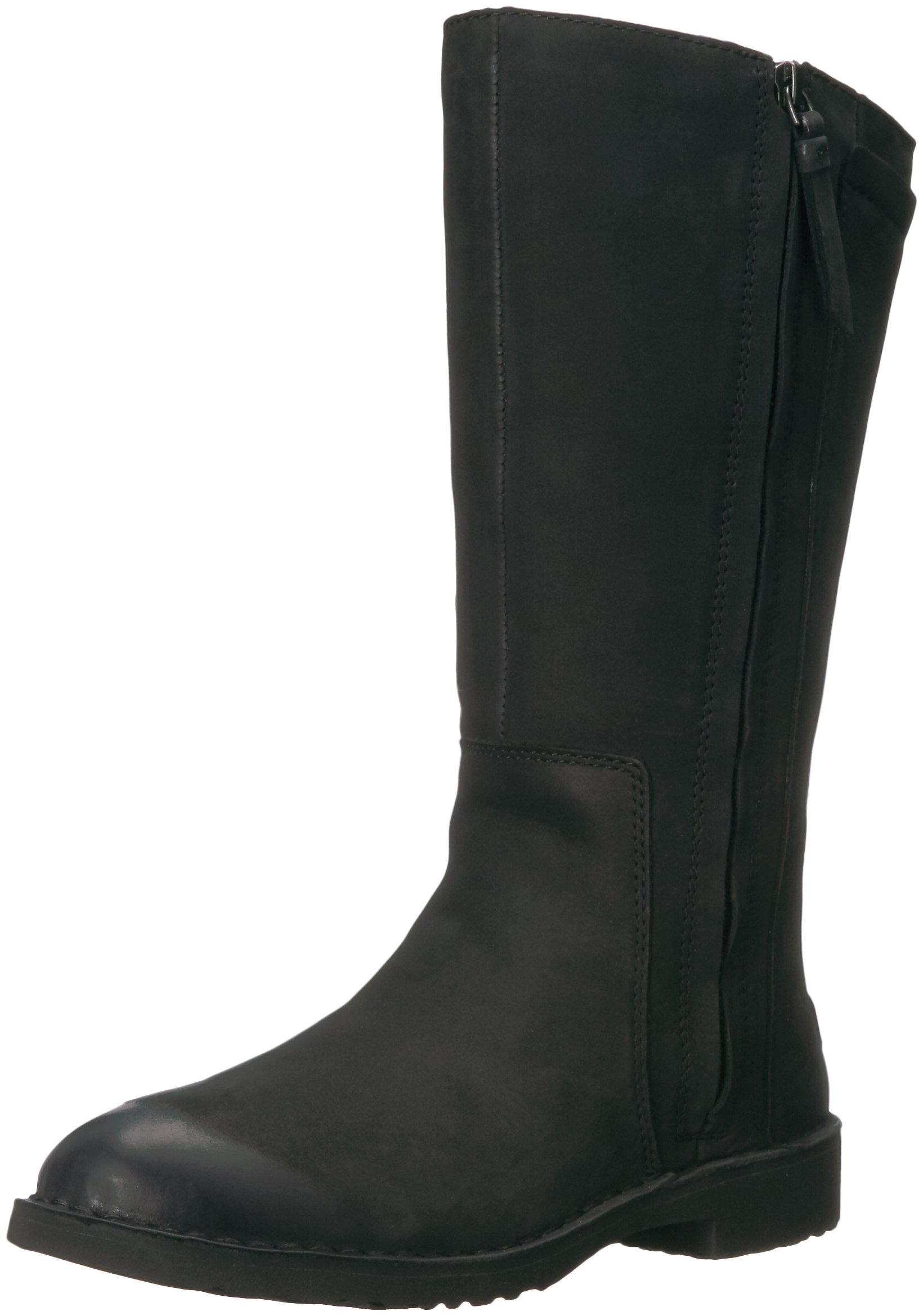 UGG Women's Elly Winter Boot, Black, 11 M US