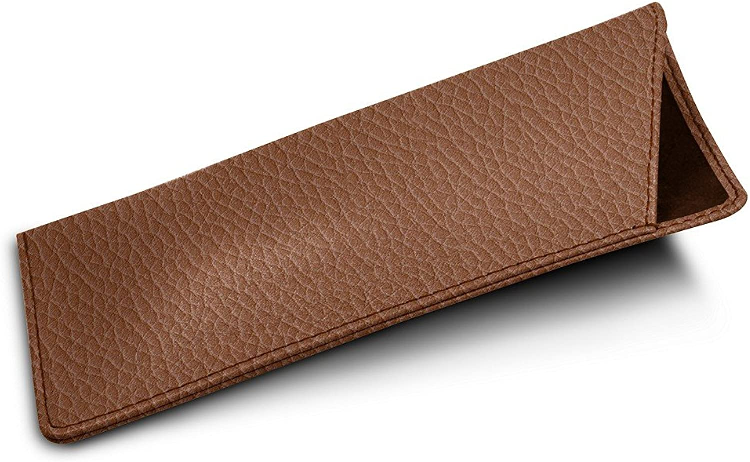 Burgundy Granulated Leather Lucrin Standard wallet