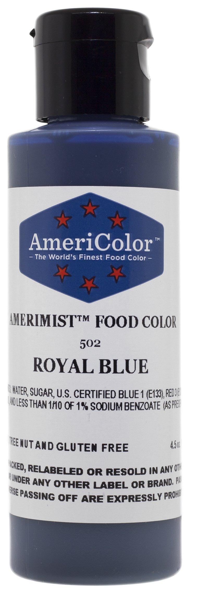 Amazon.com : AmeriColor AmeriMist Super Black Airbrush Food Color ...