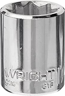 """product image for Wright Tool 3316 3/8"""" Drive Special 8 Point Standard Socket, 1/2"""""""