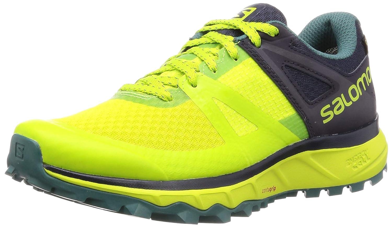 TALLA 49 1/3 EU. Salomon Trailster GTX, Zapatillas de Trail Running para Hombre