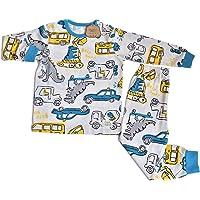 Cogibie - Organic Cotton Boy Clothing Sets/Pyjama: car, Clown (130, Car)