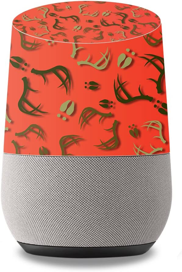 MightySkins Skin Compatible with Google Home wrap Cover Sticker Skins Nice Rack