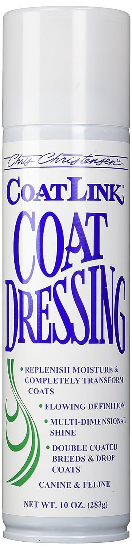 Chris Christensen Coat Link Coat Dressing 10oz Aerosol