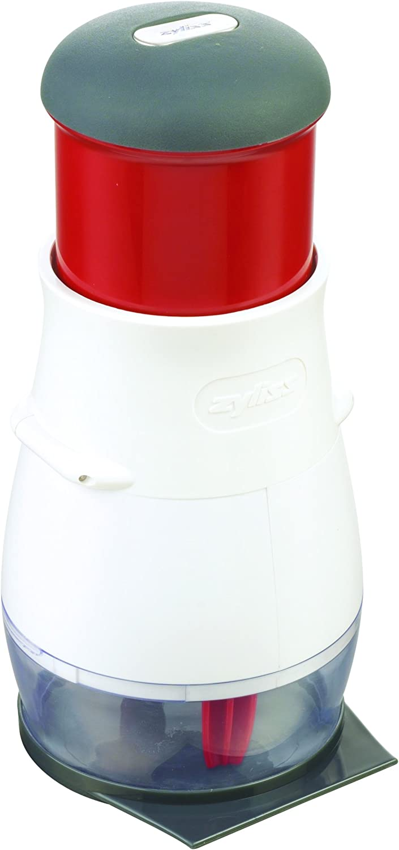 ZYLISS 'Zick-Zick 2' Handheld Food Chopper, Regular, White