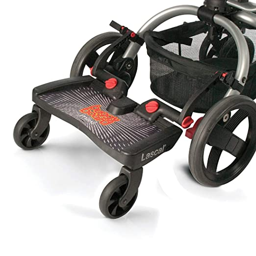ride on board attached to stroller