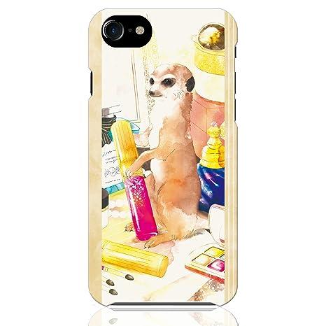Amazon Iphone8 Iphone7 ハード ケース カバー ちいさなプリンセス Noa