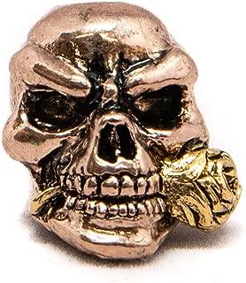 product image for Schmuckatelli Co. Rose Skull Bead