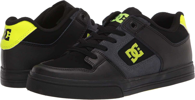 DC Kids Skate Street Youth Casual Alternative Closure Shoe
