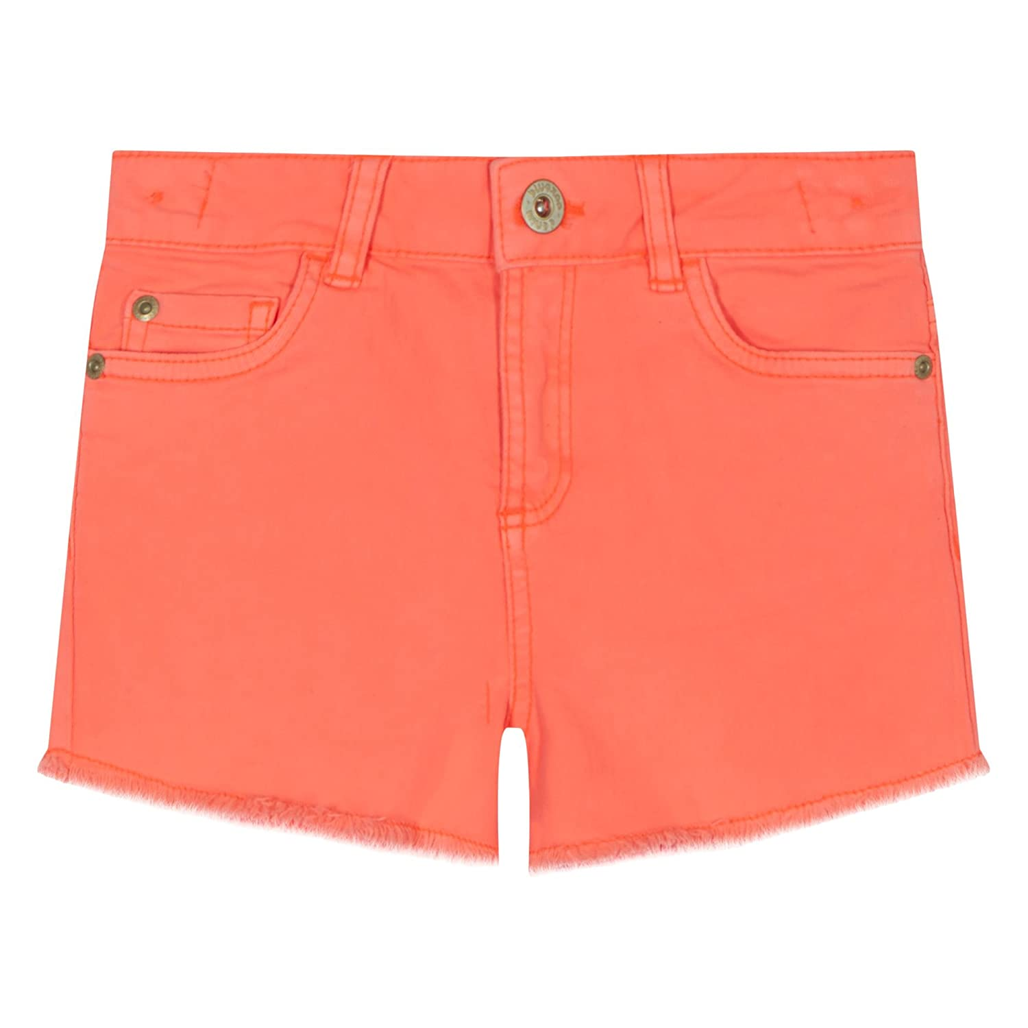 bluezoo Kids 'Girls' Coral Denim Shorts