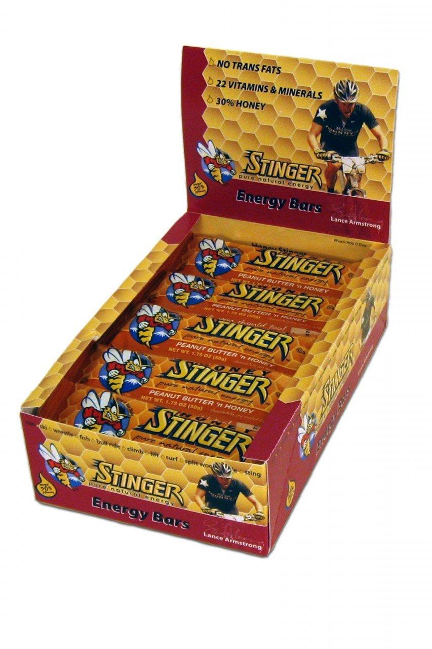 Honey Stinger Energy Bar – 15 Pack