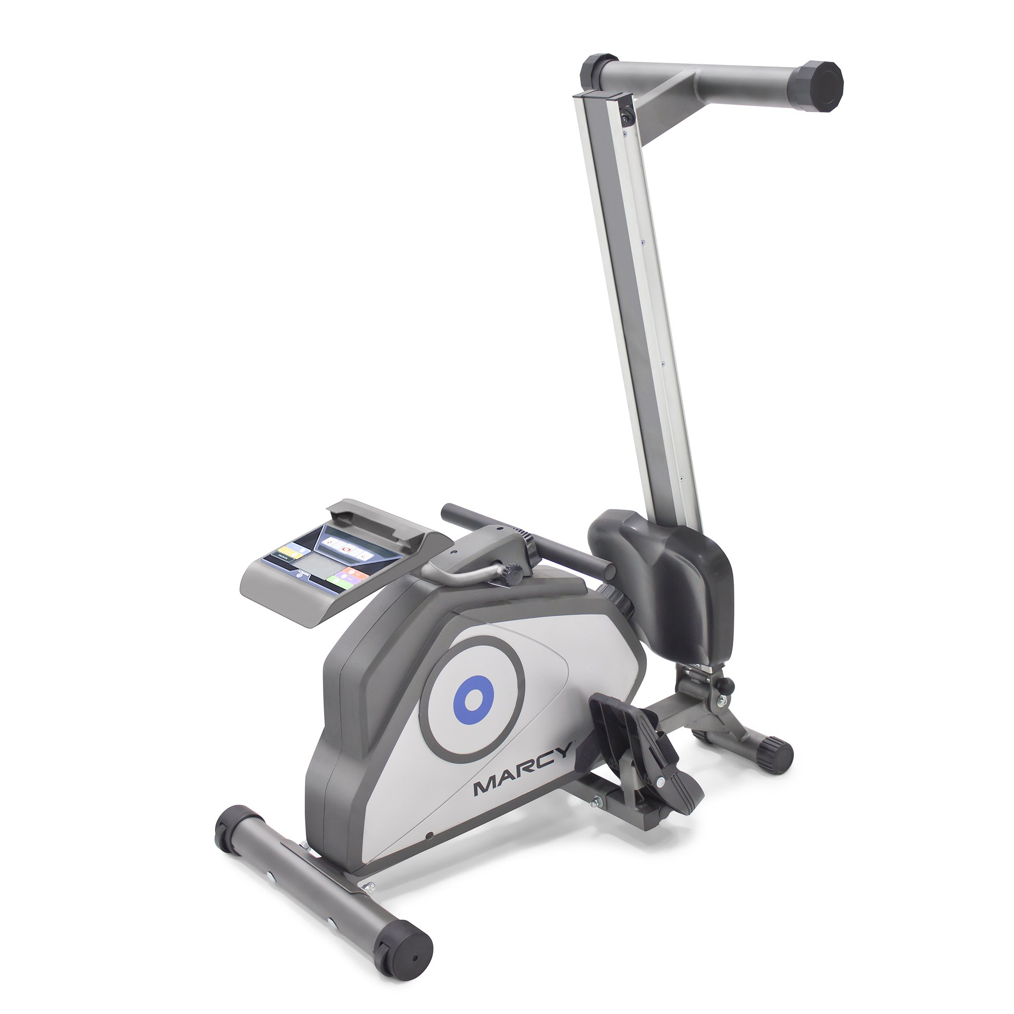 Marcy Foldable 8-Level Magnetic Resistance Rowing Machine with Transport Wheels NS-40503RW by Marcy (Image #3)