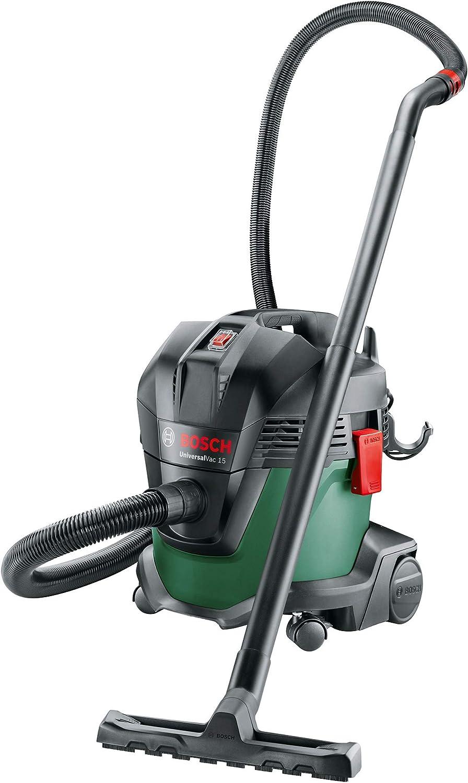 Bosch Universal Vac 15 Wet Dry Vacuum Cleaner