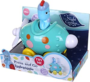In the Night Garden Action Figure Iggle Piggle Press and Go